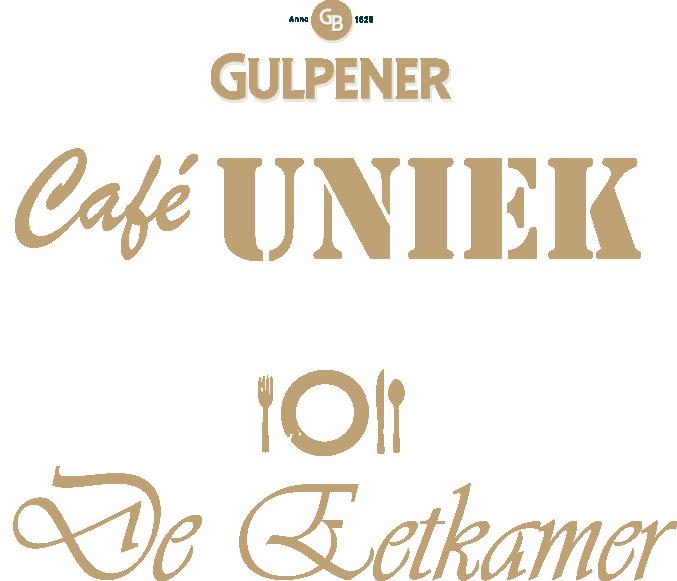Café Uniek-De eetkamer